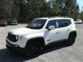 Alpine White 2018 Jeep Renegade Altitude