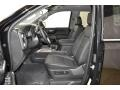 2019 Sierra 1500 SLT Double Cab 4WD Jet Black Interior