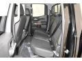 Rear Seat of 2019 Sierra 1500 SLT Double Cab 4WD