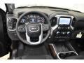 Dashboard of 2019 Sierra 1500 SLT Double Cab 4WD