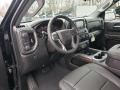 Jet Black Interior Photo for 2019 Chevrolet Silverado 1500 #131810086