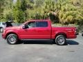 2019 Ruby Red Ford F150 XLT Sport SuperCrew 4x4  photo #2