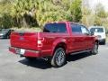 2019 Ruby Red Ford F150 XLT Sport SuperCrew 4x4  photo #5