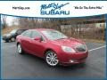 Crystal Red Tintcoat 2013 Buick Verano FWD