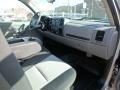 Silver Birch Metallic - Silverado 1500 Work Truck Regular Cab Photo No. 3