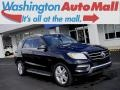 Capri Blue Metallic 2012 Mercedes-Benz ML 350 4Matic