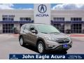 2016 Kona Coffee Metallic Honda CR-V EX  photo #1
