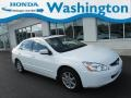 Taffeta White 2003 Honda Accord EX V6 Sedan