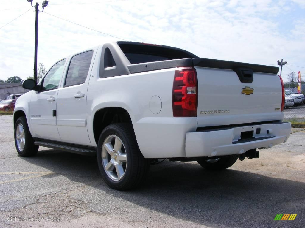 2009 summit white chevrolet avalanche lt 13176192 photo 8 car color galleries. Black Bedroom Furniture Sets. Home Design Ideas