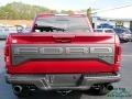 2019 Ruby Red Ford F150 SVT Raptor SuperCrew 4x4  photo #4