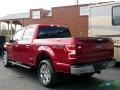 2019 Ruby Red Ford F150 XLT SuperCrew 4x4  photo #3