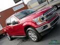 2019 Ruby Red Ford F150 XLT SuperCrew 4x4  photo #32