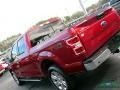 2019 Ruby Red Ford F150 XLT SuperCrew 4x4  photo #34