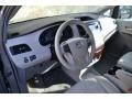 2011 Silver Sky Metallic Toyota Sienna XLE  photo #9