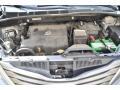 2011 Silver Sky Metallic Toyota Sienna XLE  photo #30