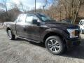 2019 Magma Red Ford F150 STX SuperCab 4x4  photo #8