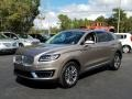 Iced Mocha 2019 Lincoln Nautilus Select AWD
