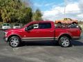 2019 Ruby Red Ford F150 King Ranch SuperCrew 4x4  photo #2