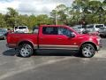 2019 Ruby Red Ford F150 King Ranch SuperCrew 4x4  photo #6