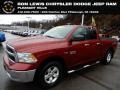 Deep Cherry Red Crystal Pearl 2014 Ram 1500 SLT Quad Cab 4x4
