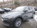 Machine Gray Metallic - CX-5 Grand Touring AWD Photo No. 5