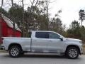 2019 Silver Ice Metallic Chevrolet Silverado 1500 LTZ Crew Cab 4WD  photo #2