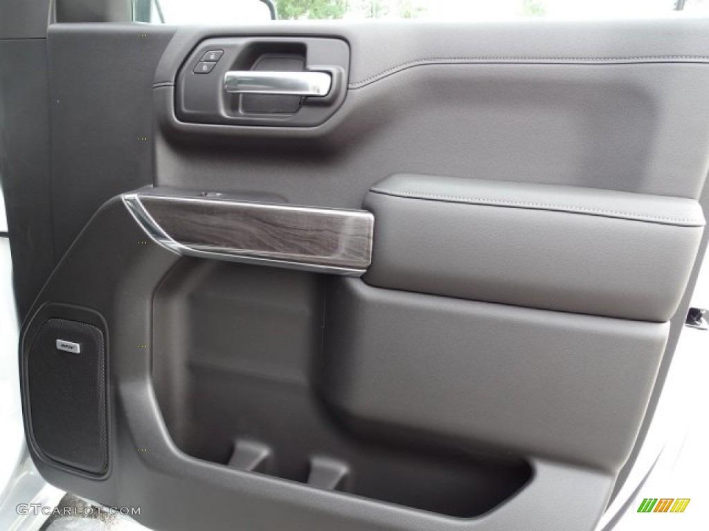 2019 Silverado 1500 LTZ Crew Cab 4WD - Silver Ice Metallic / Jet Black photo #32