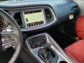 2019 Dodge Challenger Ruby Red/Black Interior Dashboard Photo