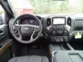 Jet Black Dashboard Photo for 2019 Chevrolet Silverado 1500 #131899175