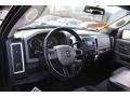 2011 Brilliant Black Crystal Pearl Dodge Ram 1500 Big Horn Quad Cab 4x4  photo #4