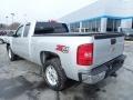 2012 Silver Ice Metallic Chevrolet Silverado 1500 LT Extended Cab 4x4  photo #4