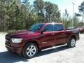 Delmonico Red Pearl - 1500 Big Horn Crew Cab Photo No. 1