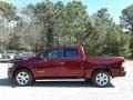 Delmonico Red Pearl - 1500 Big Horn Crew Cab Photo No. 2