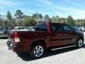 Delmonico Red Pearl - 1500 Big Horn Crew Cab Photo No. 5