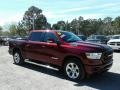 Delmonico Red Pearl - 1500 Big Horn Crew Cab Photo No. 7