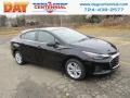 Mosaic Black Metallic 2019 Chevrolet Cruze LT