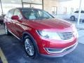 Ruby Red Metallic - MKX Reserve AWD Photo No. 4