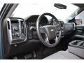 2014 Blue Granite Metallic Chevrolet Silverado 1500 LT Double Cab 4x4  photo #9