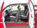 2009 Victory Red Chevrolet Silverado 1500 LS Extended Cab 4x4  photo #17
