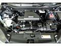 2019 Gunmetal Metallic Honda CR-V EX-L AWD  photo #16