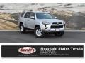 Classic Silver Metallic 2019 Toyota 4Runner SR5 Premium