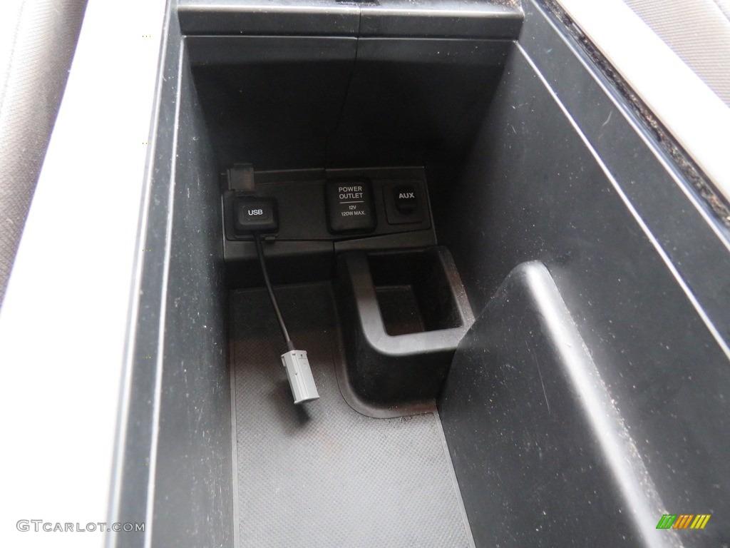 2012 CR-V LX 4WD - Taffeta White / Gray photo #6
