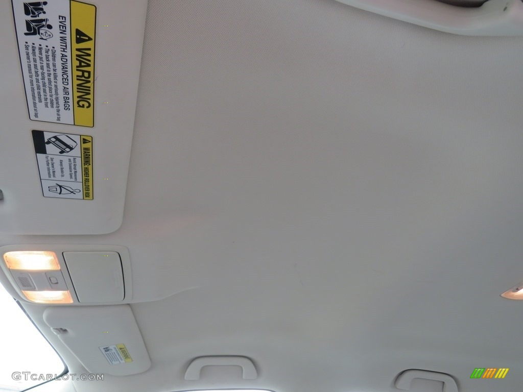 2012 CR-V LX 4WD - Taffeta White / Gray photo #9