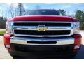 2009 Victory Red Chevrolet Silverado 1500 LT Crew Cab  photo #3