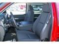 2009 Victory Red Chevrolet Silverado 1500 LT Crew Cab  photo #13