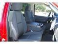 2009 Victory Red Chevrolet Silverado 1500 LT Crew Cab  photo #14