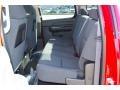2009 Victory Red Chevrolet Silverado 1500 LT Crew Cab  photo #15