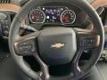 Jet Black/Umber Steering Wheel Photo for 2019 Chevrolet Silverado 1500 #131981784