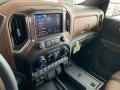 Jet Black/Umber Dashboard Photo for 2019 Chevrolet Silverado 1500 #131981868