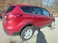 2019 Ruby Red Ford Escape SE 4WD  photo #2